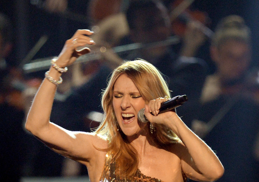 Tearful Céline Dion Performs Her Heart Out on Billboard Music Awards: 'The Show Must Go On'
