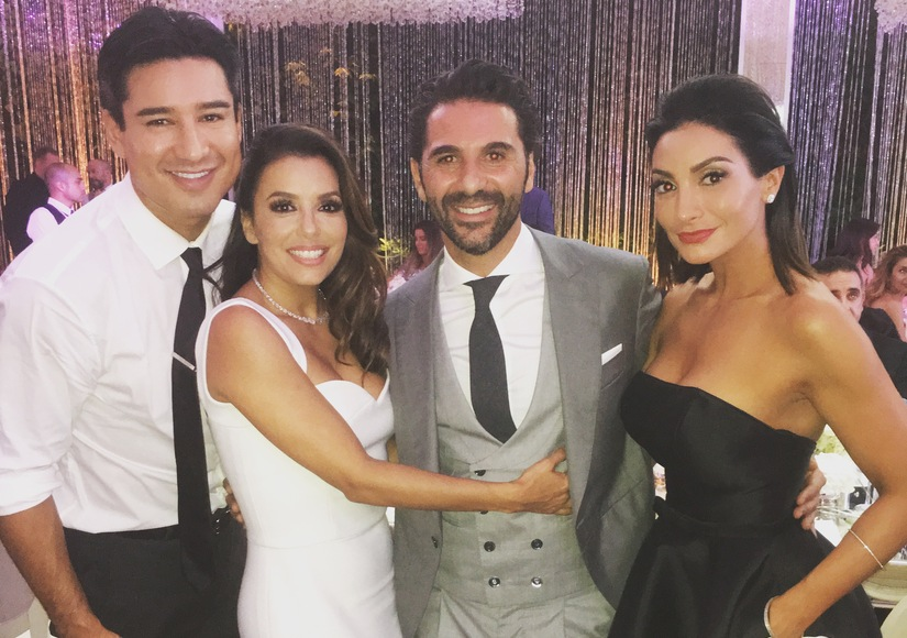 Eva Longoria & José Bastón: An Exclusive Look Inside the Wedding