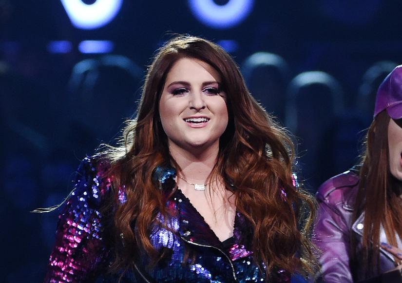 Meghan Trainor's Biggest Fans: Mario Lopez's Daughter... and John Travolta!