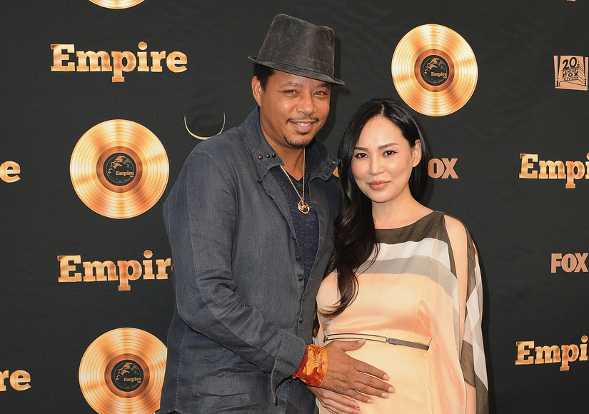 Terrence Howard & Mira Pak Expecting Second Child — See Her Baby Bump!