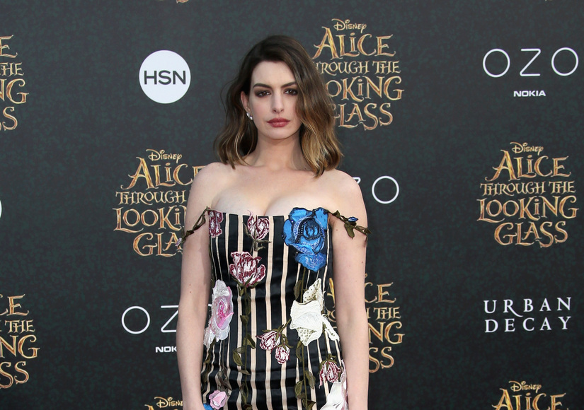 Anne Hathaway Reveals Post-Baby Body Secrets After Throwing 'Unintended Shade'…