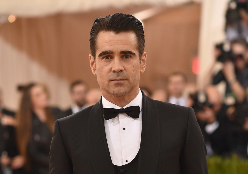 Colin Farrell Goes to Rehab