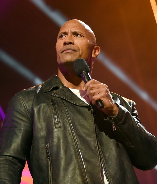 The Rock Bashes 'Fast 8' Male Co-Stars
