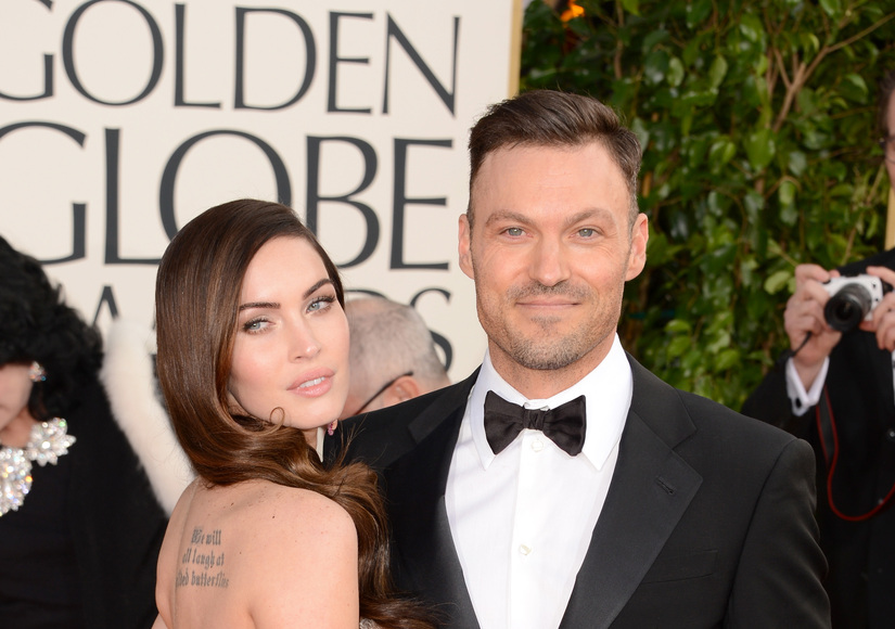 Megan Fox Dishes on Third Pregnancy and Father's Day Plans with Brian Austin Green