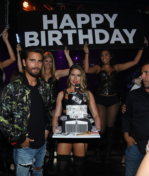 All the Dish on Scott Disick's Kardashian-Powered Birthday Bash