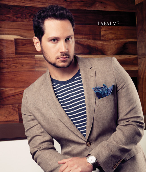 Matt McGorry Wants to Get Away with Being a Hero On- and Off-Screen