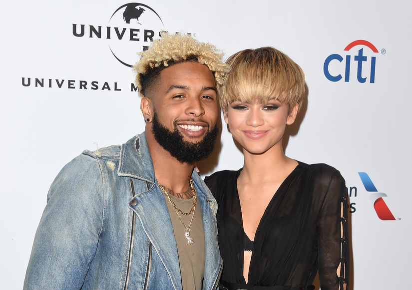 Zendaya on Those Reignited Odell Beckham Jr. Romance Rumors