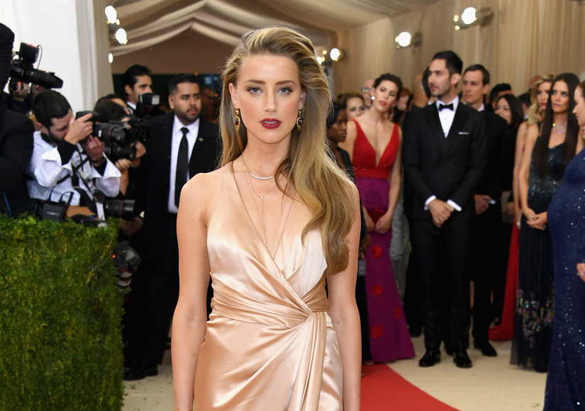 Amber Heard's Own Domestic Violence History Led to an Arrest?