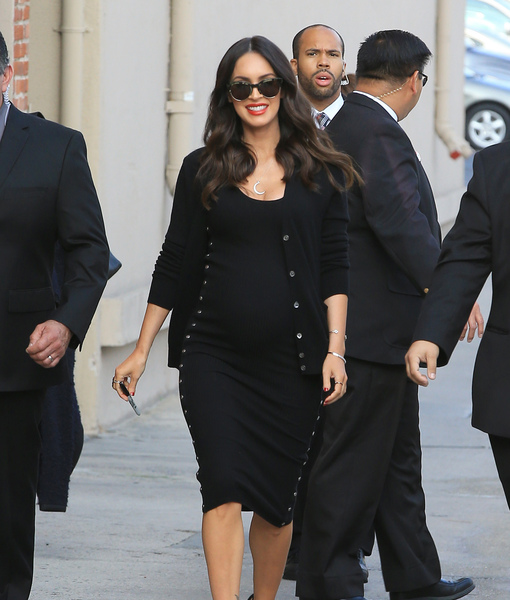 How Megan Fox's Unborn Baby 'Told Her' to Buy a New Home
