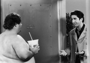 Ugly Naked Guy from 'Friends' Revealed — Who Is the Actor?