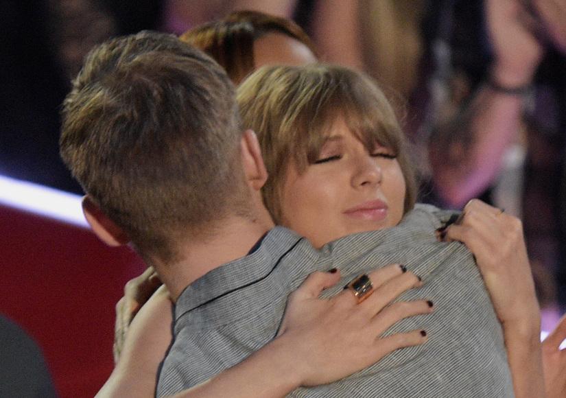 Calvin Harris' First Words on Taylor Swift Breakup