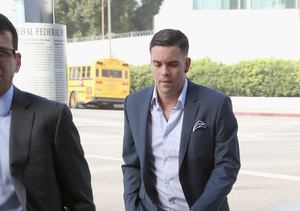 'Glee' Star Mark Salling Faces Judge in Child Porn Case
