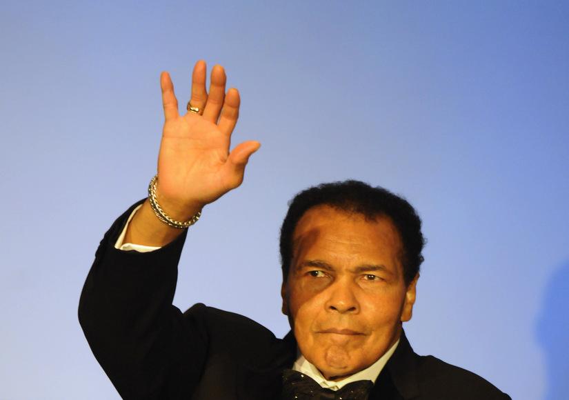 Boxing Legend Muhammad Ali Hospitalized