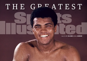 Muhammad Ali's Greatest 'Sports Illustrated' Covers