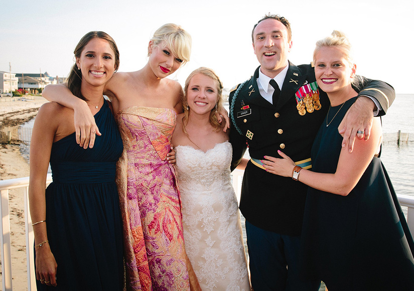 What Happened When Taylor Swift Played a Fan's Wedding!
