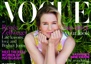Renée Zellweger Defends 'Bridget Jones' Weight Gain, Reveals Why She Took…