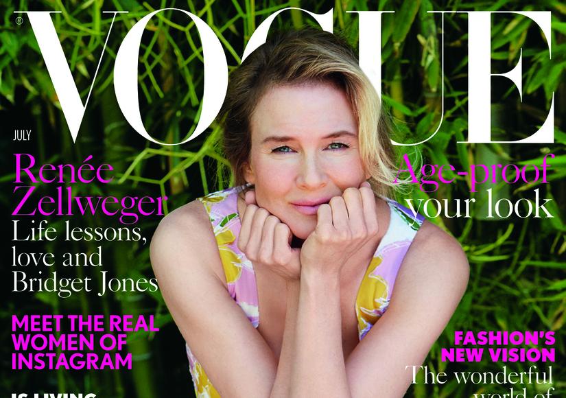 Renée Zellweger Defends 'Bridget Jones' Weight Gain, Reveals Why She Took…