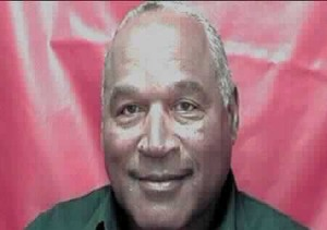 O.J. Simpson Smiles In New Mug Shot