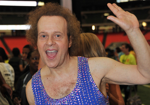 Hospital Release! First Photos and Video of Richard Simmons in 3 Years