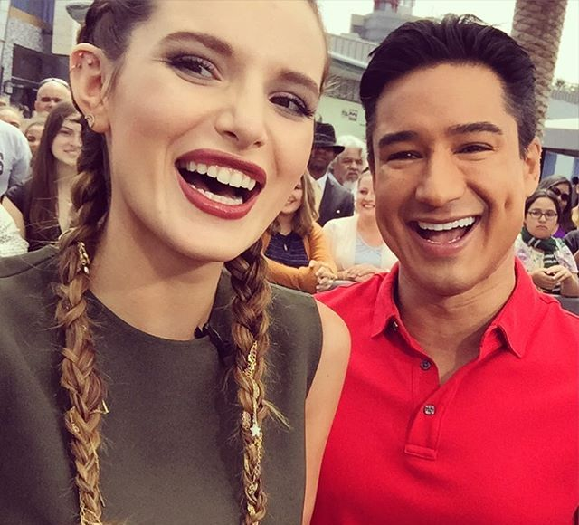 Bella Thorne Reveals Why Snapchat Is Her Favorite Social Media Platform to Use