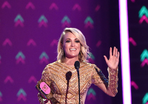Carrie Underwood on Her CMT Fashion Show, Mike Fisher's Unique Birthday…