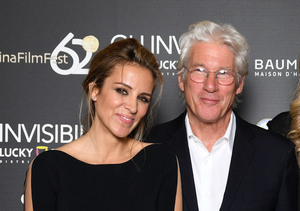 Richard Gere Welcomes Baby #2 at 69