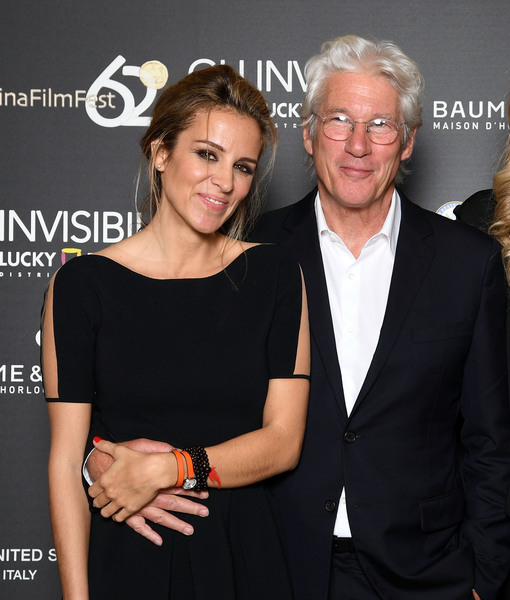 Is Richard Gere Becoming a Dad Again at 69?