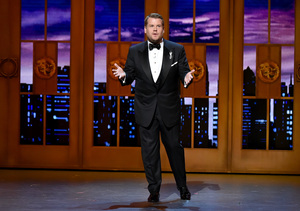James Corden Opens Tonys with Touching Speech About Orlando