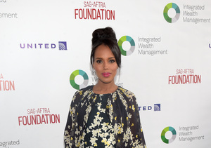 Kerry Washington Welcomes Baby Boy – What's His Name?