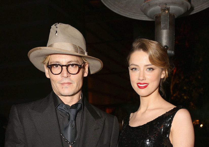 Amber Heard Withdraws Request for Spousal Support
