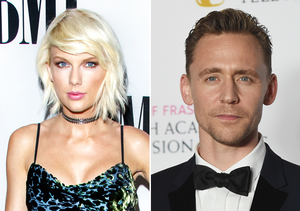 Taylor Swift & Tom Hiddleston Dance Like No One's Watching at Selena…
