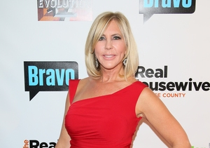 Vicki Gunvalson Dishes on Her New Beau Steve