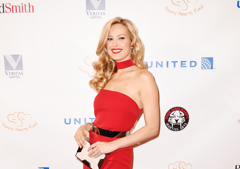 Celebrities Give Back: Petra Nemcova's Fight for Education