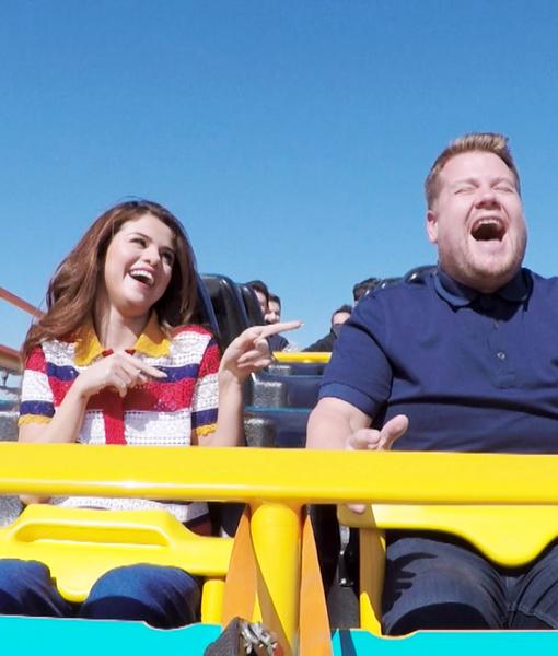 Selena Gomez Wants James Corden to Find Her a Boyfriend