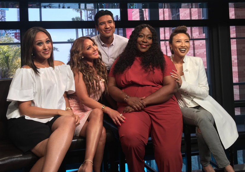 'The Real' Co-Hosts' First Interview Since Tamar Braxton's Exit