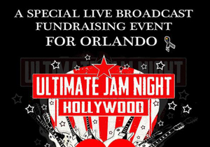 Ultimate Jam Night to Throw Fundraiser for Orlando's LGBT Community