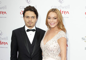 Lindsay Lohan & Egor Tarabasov's Red-Carpet Debut in London