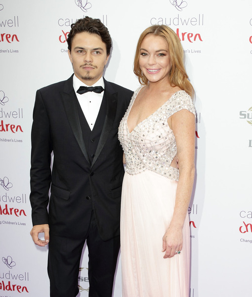 Lindsay Lohan on Her Fiancé: 'I'm Scared of What Egor Might Do to Me'