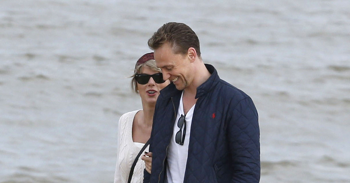 Tom Hiddleston Introduces Taylor Swift to His Mom ...