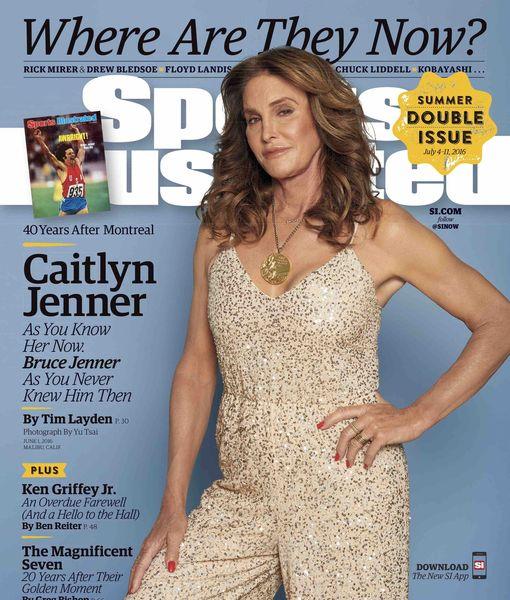 Caitlyn Jenner's Olympic Gold Medal SI Moment: 'I Still Love Bruce'