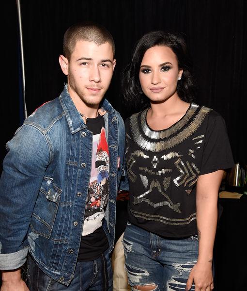 Demi Lovato & Nick Jonas' Honda Civic Tour Has Just Begun