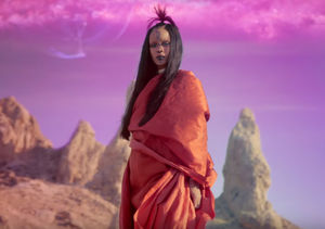 Rihanna's New 'Sledgehammer' Video Is Out of This World