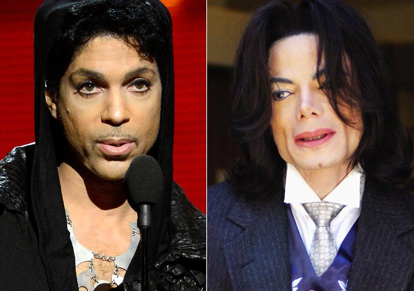 Author Reveals Prince's Heartbreaking Reaction to Michael Jackson's Death