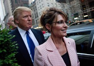 Sarah Palin Hasn't Ruled Out Another Run as VP
