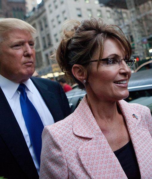 Sarah Palin Hasn't Ruled Out Another Run as VP