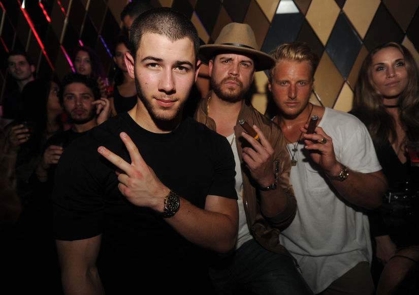 Nick Jonas, DaveO, & Skylar Hauswirth.JPG