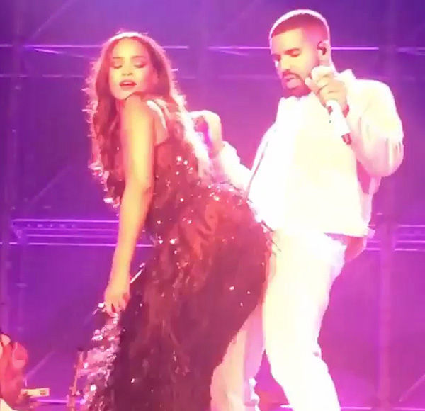 Drake & Rihanna: Back Together?