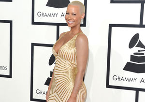 Amber Rose Puts Mario Lopez in the Hot Seat with Blush-Worthy Bedroom Question