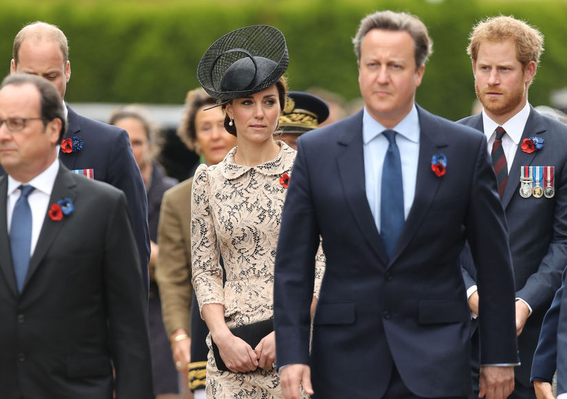 Is Kate Middleton Levitating in This Photo?