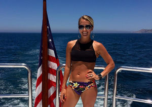 Carrie Underwood Shows Off Her Beach Bod in Cabo